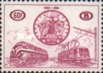 [The 75 Anniversary of the National Railway, Typ AY2]