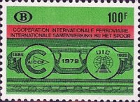 [The 50th Anniversary of UIC, type BE]