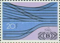 [The 50th Anniversary of the National Railway, Typ BG]