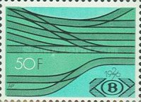 [The 50th Anniversary of the National Railway, Typ BG1]