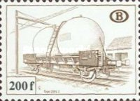 [Goods Wagons, Typ BL1]