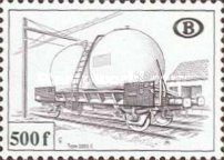 [Goods Wagons, Typ BL3]