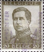 [Postage Stamps Overprinted, type E4]
