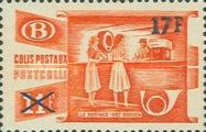 [Mailing,Sorting and Loading Parcel Post Overprinted, Typ YYP]