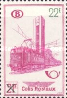 [Electric Trains - Overprinted, Typ YYW]