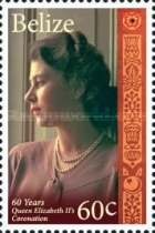 [The 60th Anniversary of the Coronation of Queen Elizabeth II, Typ AFI]