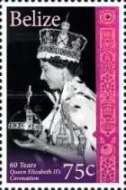 [The 60th Anniversary of the Coronation of Queen Elizabeth II, type AFJ]