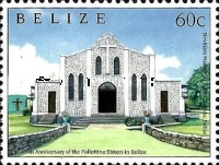 [The 100th Anniversary of the Pallottine Sisters in Belize, Typ AFN]
