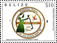 [The 100th Anniversary of the Pallottine Sisters in Belize, type AFO]