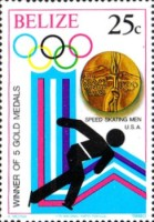 [Winter Olympic Games - Lake Placid, America - Medal Winners, type FH]