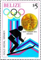 [Winter Olympic Games - Lake Placid, America - Medal Winners, type FO]