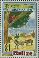 [Christmas - Folklore, type WD]