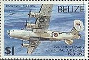 [The 75th Anniversary of Royal Air Force, type XB]