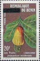 [Fruits - Stamps of 1978 Surcharged, Typ H1]