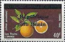 [Fruits - Stamps of 1978 Surcharged, Typ H2]