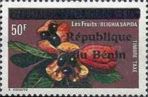 [Fruits - Stamps of 1978 Surcharged, Typ H3]