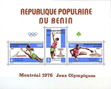 [Airmail - Olympic Games - Montreal, Canada, type ]