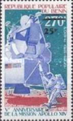 [Airmail - Various Stamps Surcharged, Typ AA1]