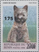 [Various Stamps Surcharged, Typ ABE2]
