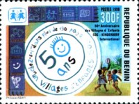 [The 50th Anniversary of SOS Children's Villages, Typ AFM2]