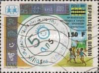 [Various Stamps Overprinted and Surcharged with New Value, Typ AFM6]