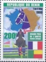[Horse Racing Award to the Great French-American Friendship, Typ AGA2]