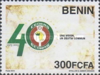 [The 40th Anniversary of ECOWAS, type AJH]
