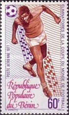 [Airmail - World Football Cup Eliminators, Typ BC]
