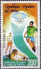 [Airmail - World Football Cup Eliminators, Typ BD]