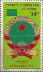 [Republic of Benin Proclamation, type C]