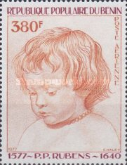 [Airmail - The 400th Anniversary of the Birth of Peter Paul Rubens, 1577-1640, Typ CC]