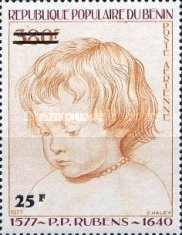 [Airmail - Various Stamps Surcharged, Typ CC1]