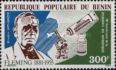 [The 50th Anniversary of Discovery of Antibiotics, Typ CF]