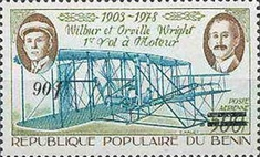 [Airmail - Various Stamps Surcharged, Typ DJ1]