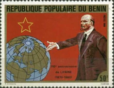 [The 110th Anniversary of the Birth of Lenin, 1870-1924, Typ ER]