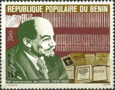 [The 110th Anniversary of the Birth of Lenin, 1870-1924, type ES]