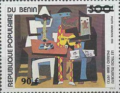 [Airmail - Various Stamps Surcharged, Typ HG1]