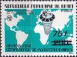 [Various Stamps Surcharged, Typ IB1]