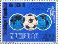 [Football World Cup - Mexico (1986), Typ JS]