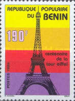 [The 100th Anniversary of Eiffel Tower, Typ MG]