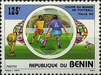 [Football World Cup - Italy, type MU]