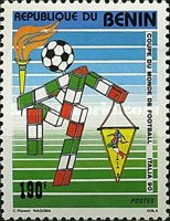 [Football World Cup - Italy, type MV]
