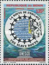 [UNESCO Conference on the Slave Route, Ouidah, Typ OV]