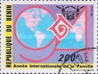 [International Year of the Family, type OX]