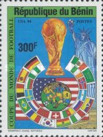 [Football World Cup - U.S.A., Typ OY]