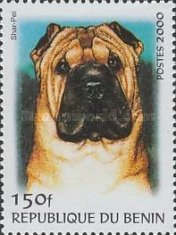 [Not Issued - Dogs, type QQB]