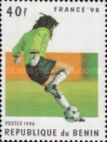 [Football World Cup - France (1998), Typ RW]