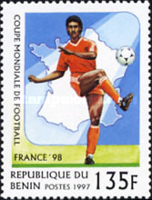 [Football World Cup - France (1998), Typ WH]