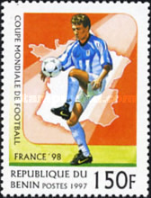[Football World Cup - France (1998), Typ WI]