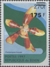 [Various Stamps Surcharged, Typ XF2]